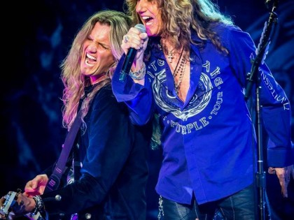 Thanks to Doug, Joel (Whitesnake) and Ike!